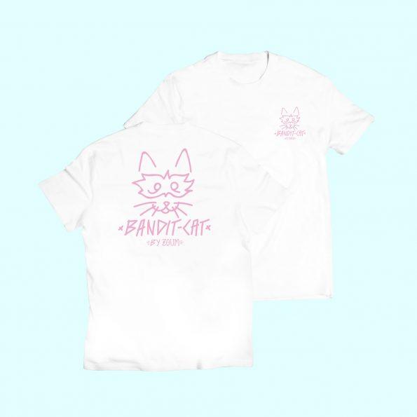 // T-shirt «Bandit-Cat»