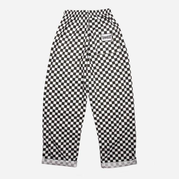 Pantalon Damier Heavy