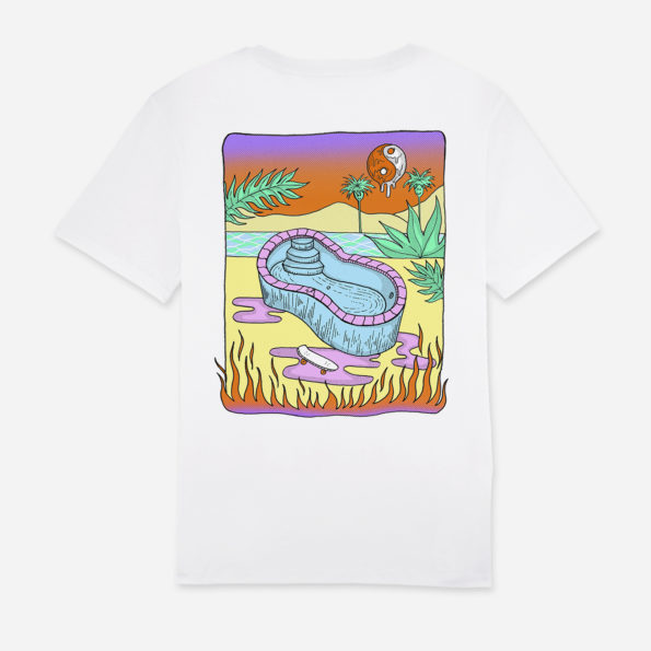 Pool Party 2 tee shirt