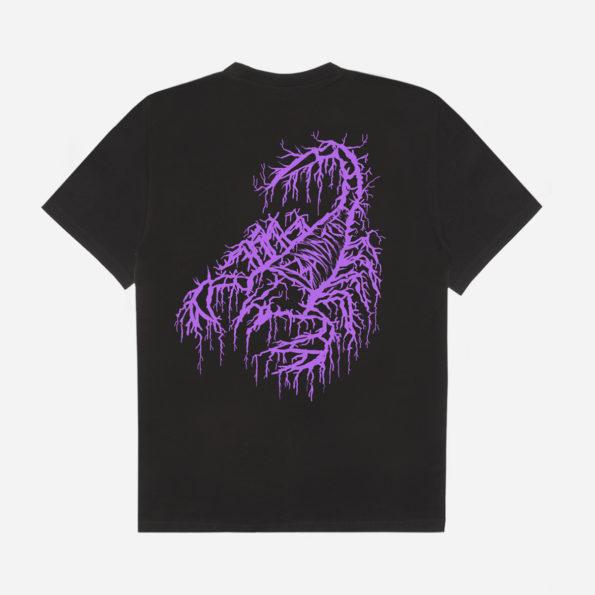 Heavy scorpio tshirt