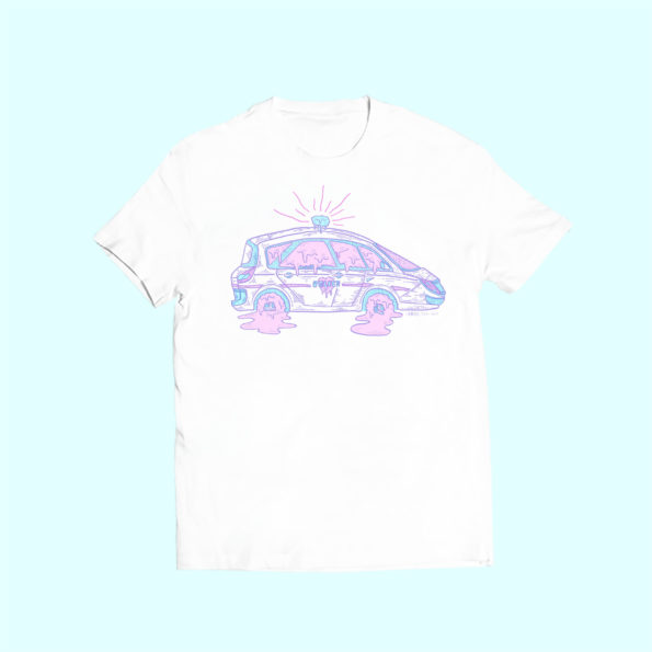 // T-shirt «Police»