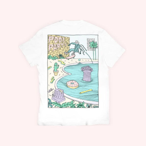 // T-shirt « Pool Party »
