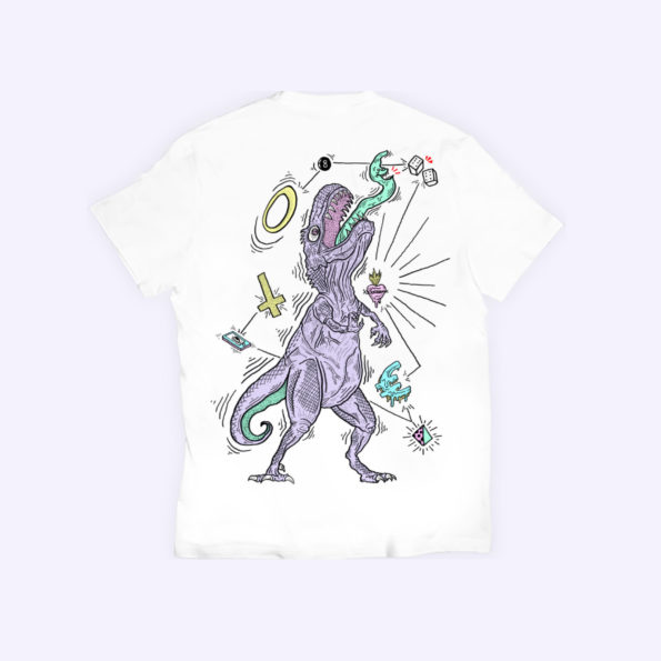 // T-shirt «Age of dinosaurs»