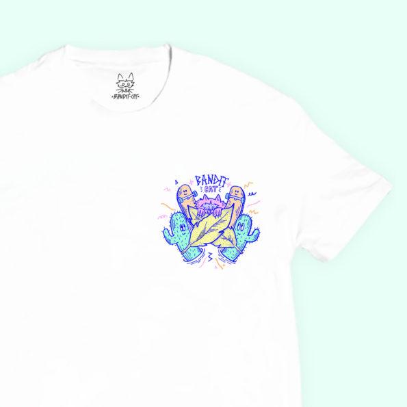 // T-shirt «Cactus Cat»
