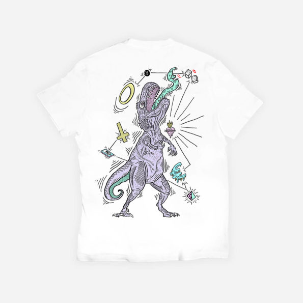 Age of dinosaurs t-shirt