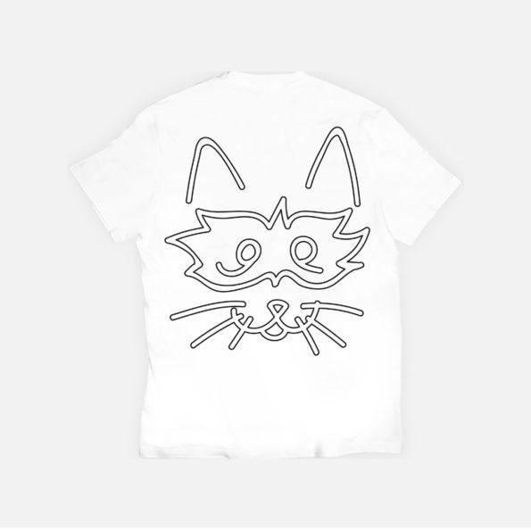 // T-shirt blanc «Bandit»