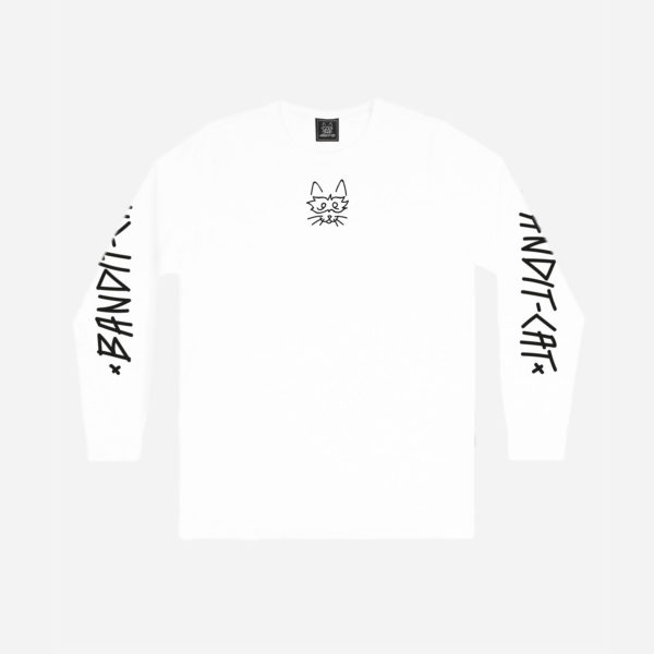 Classic white long sleeves
