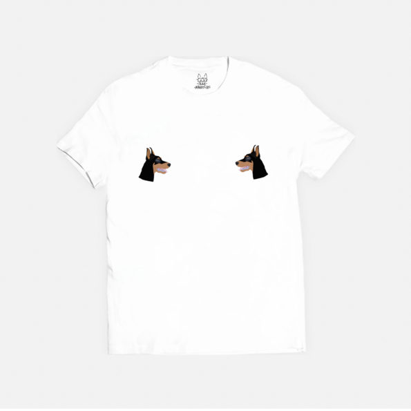 Dobermann t-shirt