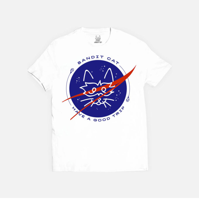 Spatial t-shirt