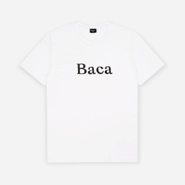 Baca white tshirt
