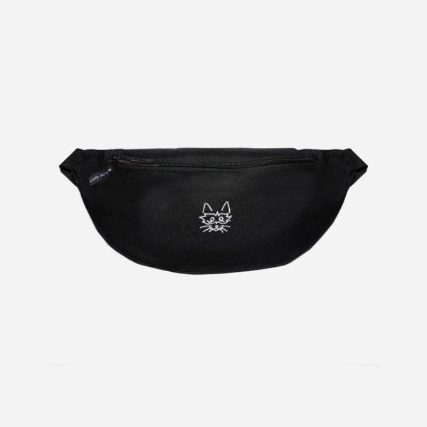 Classic waist bag black