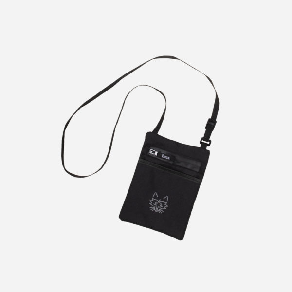 Reflective pocket bag