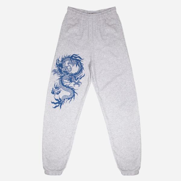 Blue dragon pant