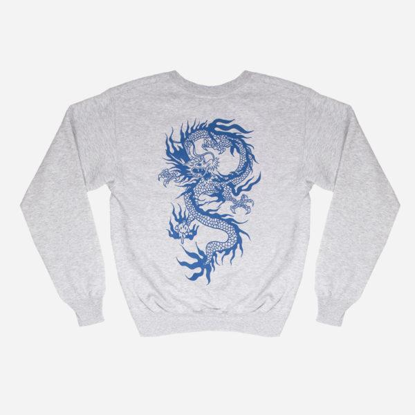 Blue dragon sweat