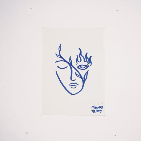 Sarenza x Thomas Tears 28/50