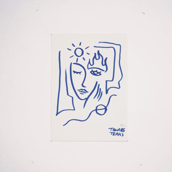 Sarenza x Thomas Tears 38/50